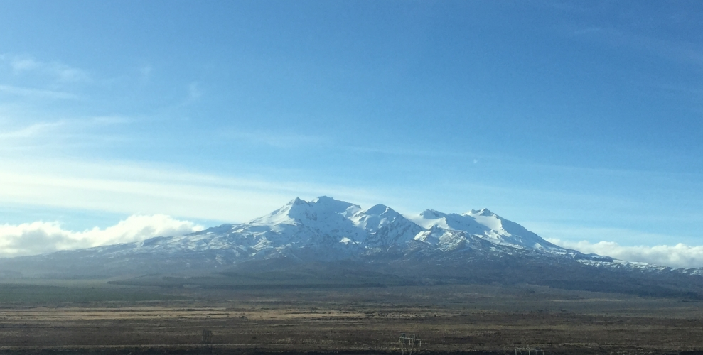 South-Eastern Ruapehu